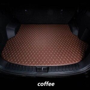 Image 4 - Kalaisike tapis de coffre de voiture personnalisé, pour Ford, tous les modèles focus explorer mondeo fiesta, ecosport, Everest s max Mustang edge, Tourneo et kuga