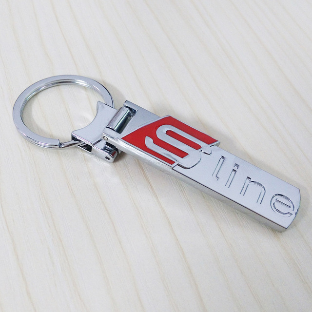 Audi S line/RS  Keychains