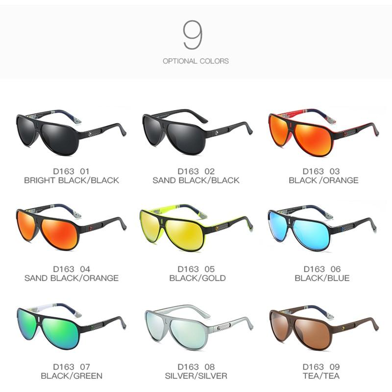 Поляризационные солнцезащитные очки для рыбалки для мужчин UV 400 PC оправа для спорта на открытом воздухе для вождения, велоспорта, кемпинга, ...