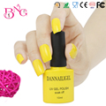 #29 Dannail Yellow Color 10ml Long Lasting Soak Off UV Gel Nail Polish Nail Art UV Manicure Cosmetic Blink Gel Beauty Care