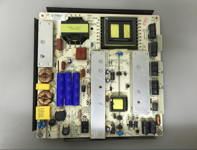 LK-SP416002A LKP-SP006 Good Working Tested lk sp412003a b100 le40l109 01 lkp sp006 good working tested