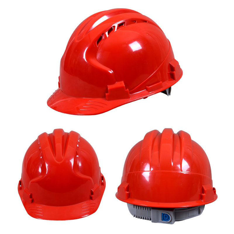 Safety Helmet ABS Breathable Protect Work Helmets Headguard Safety Helmet Construction Hard Hat Cap for Engineers Worker high quality safety helmet fiberglass 5 colors casco de seguridad y class of chinese standards helmets hard hat