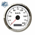 Hot Sale Car Truck Motor Auto GPS Speedometer 200 km/h Stainless steel waterproof Digital Gauges free shipping