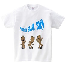 2019 I Am Groot Children T Shirt Tee Boys Tops 2018 Kid T Shirts Baby Girl Anime Groot Summer Funny Tshirt Summer Tops Shirt