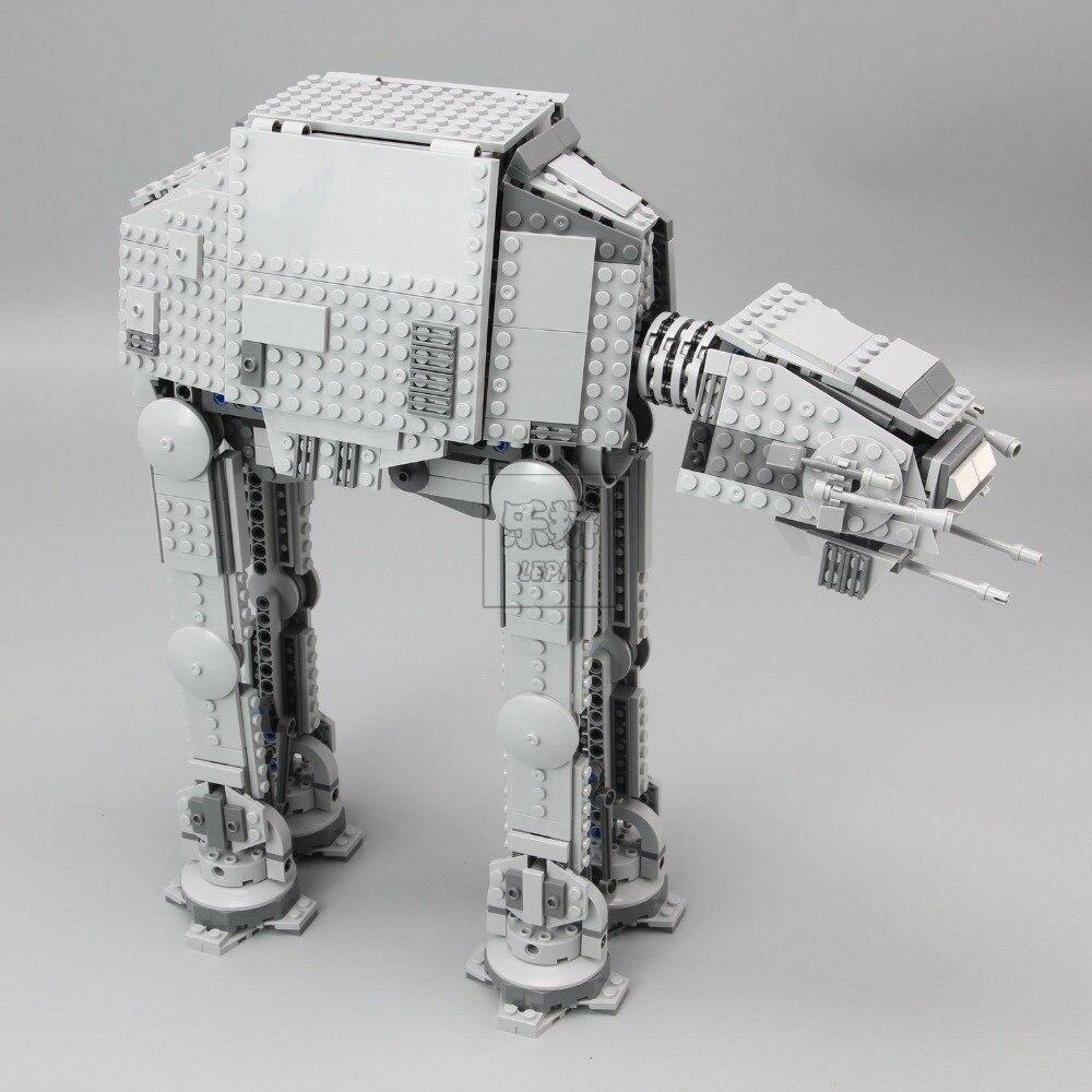 05051 Star Series Wars Force éveiller l'at Transpotation au Robot blindé 75054 blocs de construction briques éducatif bricolage à