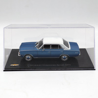 IXO Altaya 1:43 Chevrolet Comodoro Sedan 1975 Diecast Models Toys Car Limited Edition Collection