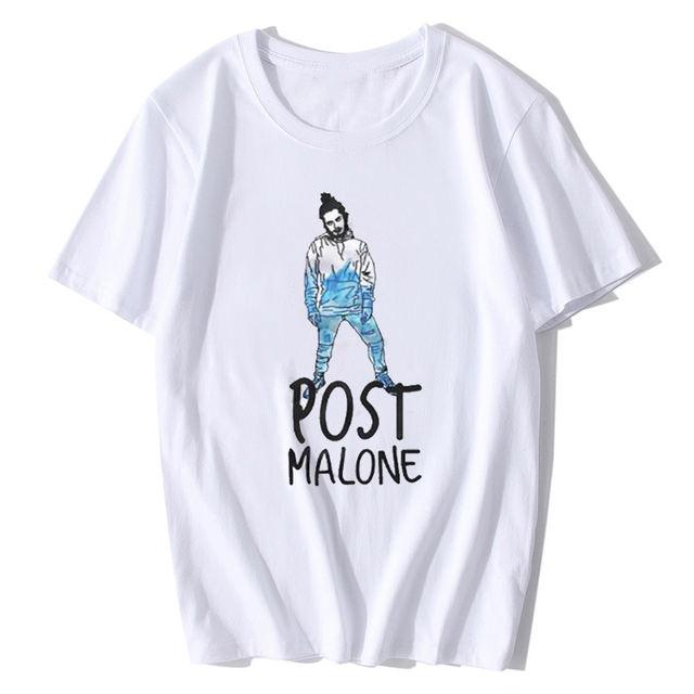 POST MALONE T-SHIRT (3 VARIAN)