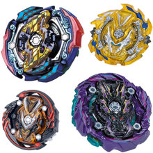 New Launchers Beyblade B-142 B-143 Toupie Bayblade Metal Burst God Spinning Top Bey Blade Blades Toy Gold(China)