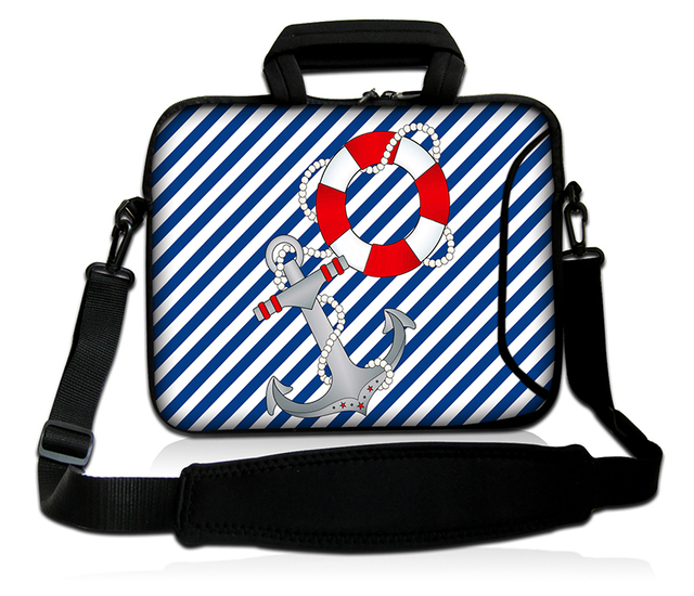 Customizable Laptop Bag Personalized 13 15 6 17 Computer Shoulder Notebook Case For