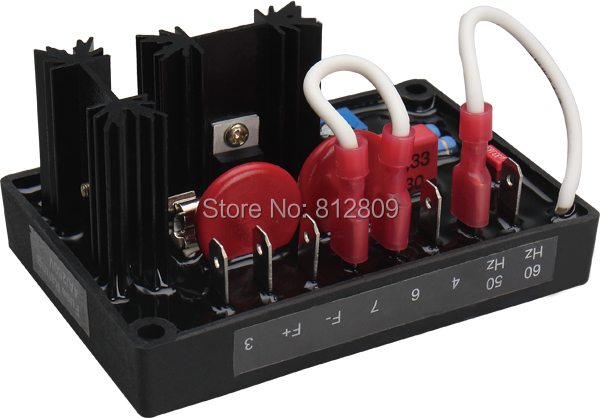 все цены на generator Voltage Regulator AVR AVC63-4 free shipping by dhl ,ups ,tnt ,fedex....