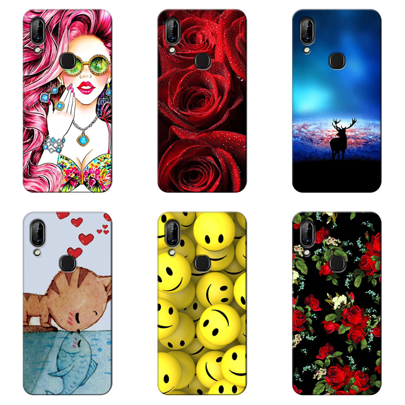 Coque Case for Lenovo Z5 Z5S K5S Z5 A5 K3 K4 K5 Play Pro K6 Power K8 Plus Note Case Silicone Soft Printing Cover Coque