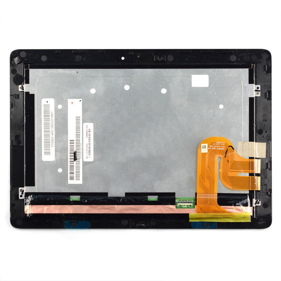 LCD Display + Touch Screen Digitizer Assembly Replacements For Asus Transformer Pad TF700 TF700T TCP10D47 V0.2  for asus transformer pad tf700 v0 1 black full lcd display monitor with digitizer touch panel screen glass assembly with frame