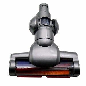 Image 4 - Zapasowa szczotka elektryczna do zmotoryzowanej szczotka podłogowa dysza Turbo szczotka do dyson V6 trigger Animal parts Cordless