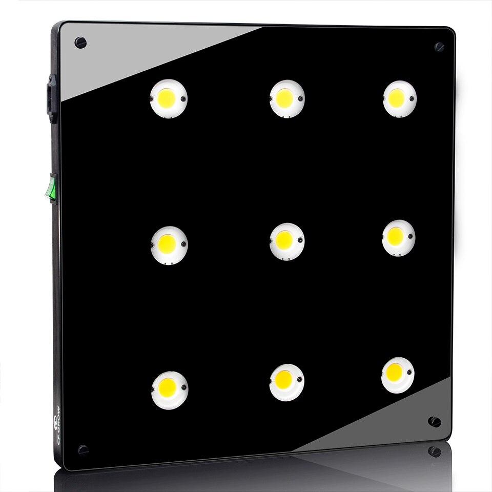 COB LEVOU Planta Crescer Espectro Completo de Luz Ultra-fino 360 w 540 w 810 w Levou Crescer Painel para hidropônico Plantas de Interior Iluminação de Crescimento