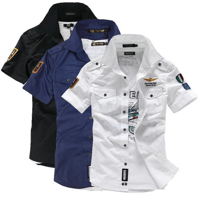 Caliente de la Moda de Verano Casuales Para Hombre Camisas de Manga Corta Fresca Sólido Slim Fit Hombres Camisa Casual (Tamaño de Asia)