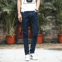 Mens Famous Jeans Black Washed Blue Boots Boot Cut American Flag For The Winter Jogger Men
