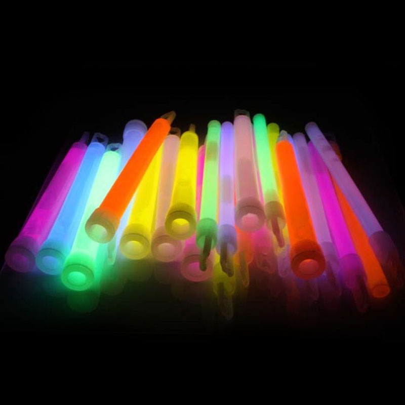 Concert Wilderness Glow Stick Fluorescent Multifunction Survival Camping Emergency Lights Glowstick LKS99