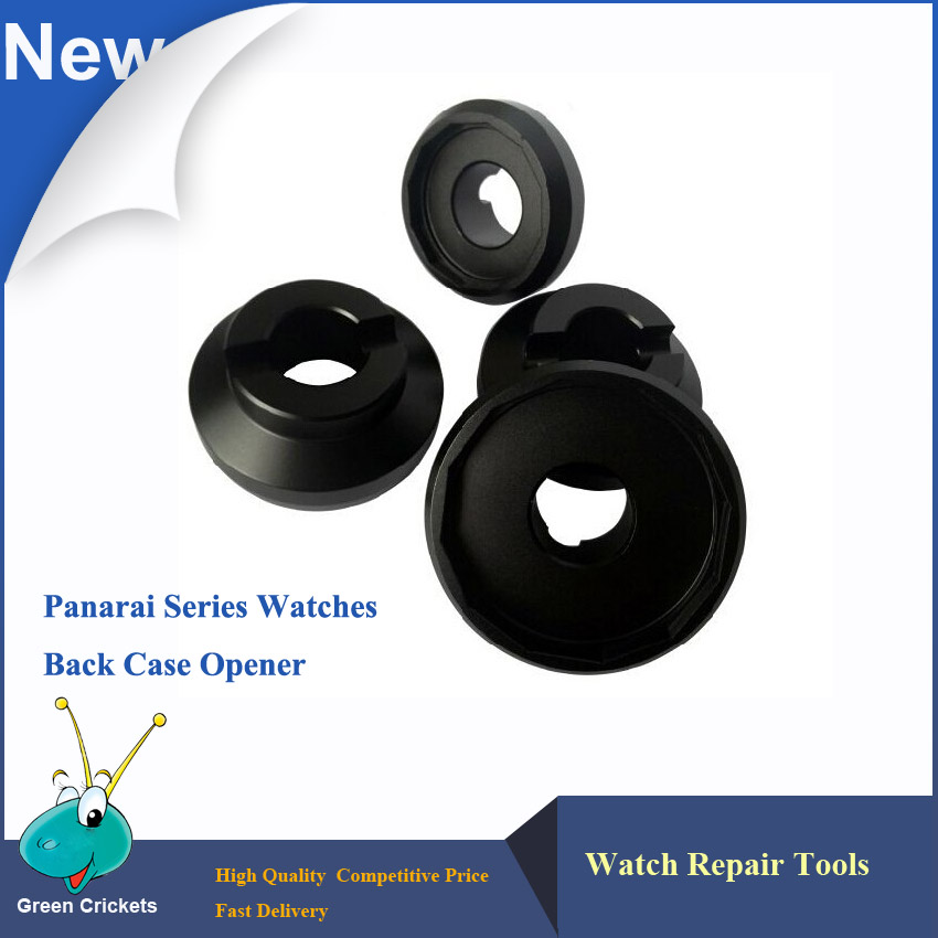 Watch repair Tools,30mm, 35mm,39mm,42mm 4 sizes/set Watch Back Case Opener For Panarai Watches 147 pcs portable professional watch repair tool kit set solid hammer spring bar remover watchmaker tools watch adjustment