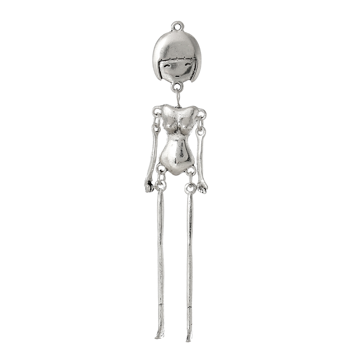 Aliexpress.com : Buy DoreenBeads Body DIY Toy Doll Making