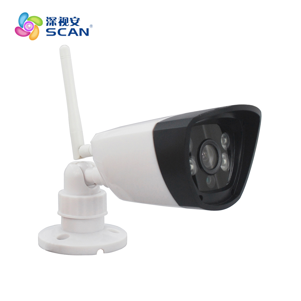 Hd 960p Wi Fi Bullet Ip Camera Wireless Outdoor Plastic Surveillance Security Cctv Cmos Webcam Motion Detect Freeshipping Hot 2 0mp hd wifi bullet ip camera 90 degree angle wireless waterproof outdoor cctv webcam motion detect freeshipping cmos onvif