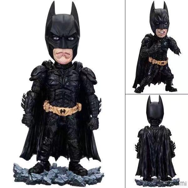 Le chevalier noir Batman Variant figurine d'action 1/9 échelle peinte Figure Varibale Batman PVC figure jouet Brinquedos Anime