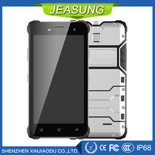Jeasung D6 Outdoor Rugged Phone IP68 Waterproof Dual Sim 5 inch NFC Smartphone Android 7.0 with Fringerprint Reader
