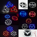 1*Car Styling 5D LED Car Decal Tail Logo Light Badge Lamp Emblem Sticker For Volkswagen VW Polo/Mazda 3 6/Suzuki/Scion/Mitsubish