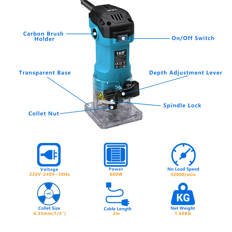 MPR600-electric laminate trimmer-1