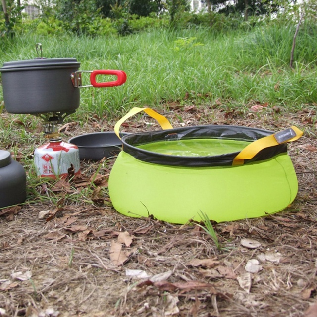 10L Portable Wash basin