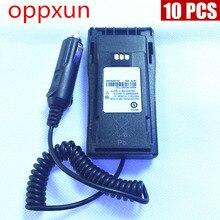 10PCS Car Radio Battery Eliminator for MOTOROLA GP3188 GP3688 CP040 EP450 Walkie talkie / Two Way CB Ham Radio