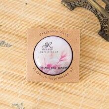 Купить с кэшбэком 2017 Hot sale Magic  Perfumes And Fragrances  Men And Women Deodorant General iron Box Solid Fragrance Paste Perfume