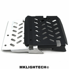 MKLIGHTECH Motorcycle Aluminum Engine Protecter Chassis Guard For HONDA X-ADV XADV 300 750 1000 2017-2019