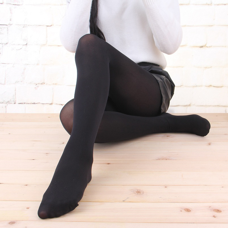 Warmth pantyhose provide on