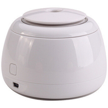 Led Night Light Usb Office Air Humidifier Mute Anion Air Purifier Freshener Aroma Mist Steam Diffuser Atomizer цена и фото