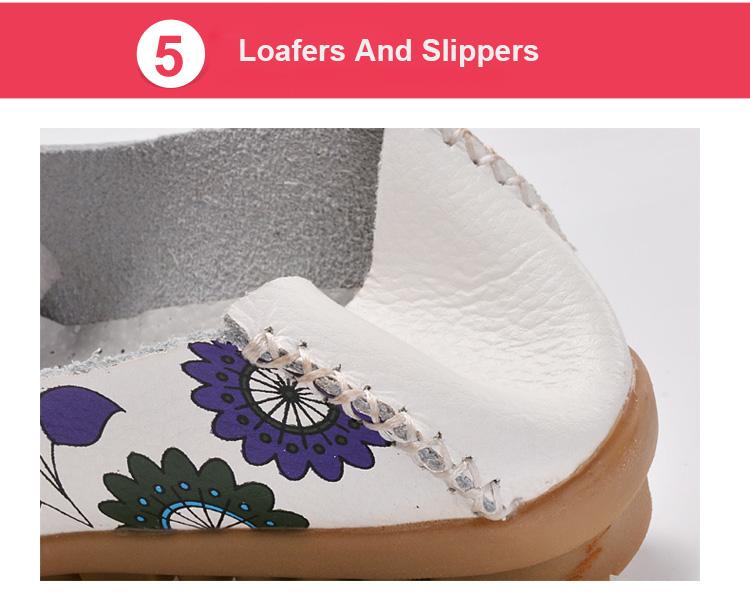 AH 170 (10) Women's Loafers New