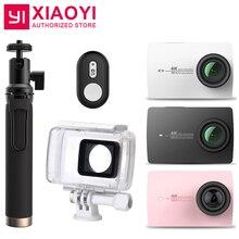 Original  Xiaoyi YI 4K Action Camera 2 Ambarella A9SE 2.19″ 155 Degree 12MP Sports Camera EIS LDC [International Edition]