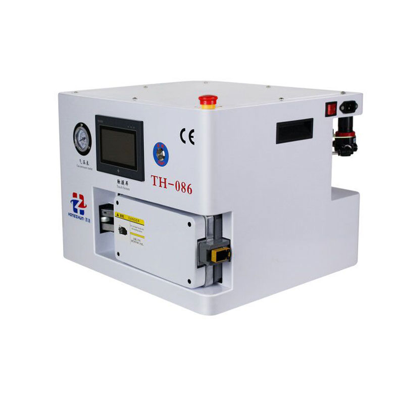 TH 086 Automatic AK Vacuum Lamination Machine OCA laminator and Bubble Removing Machine for Mobile Phone screen repair machine-in Power Tool Sets from Tools    3