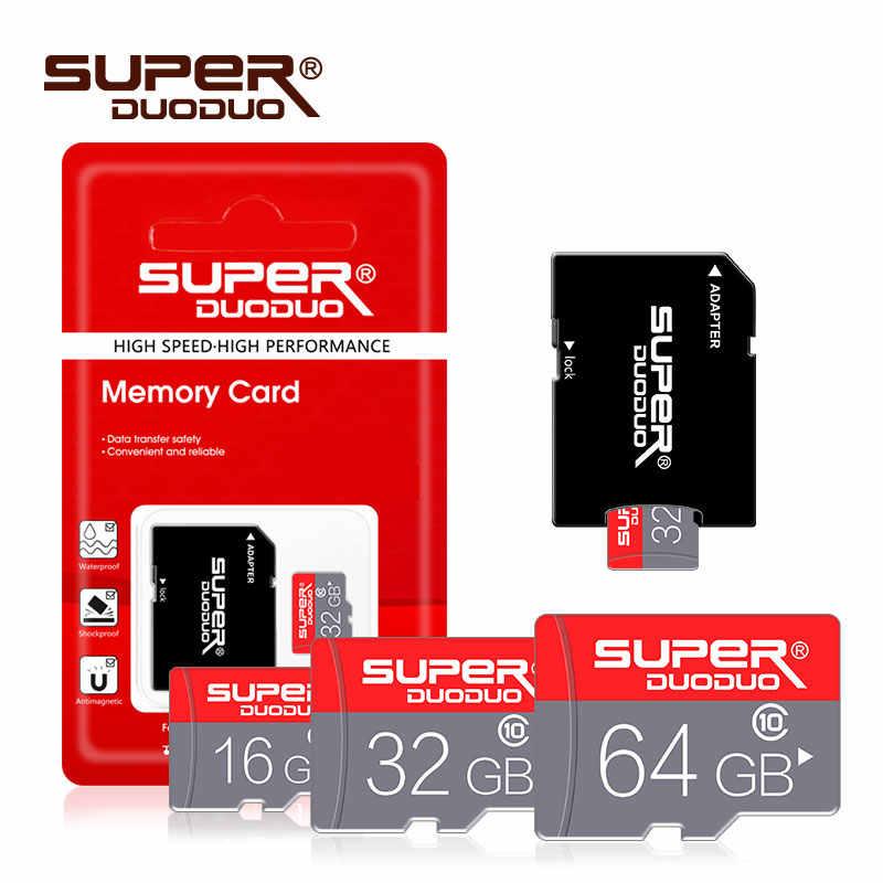 Mới Memory Card Micro SD Class10 8 GB 16 GB 32 GB 64 GB 128 GB thẻ TF Micro SD Bút Ổ Flash USB thẻ nhớ đĩa dành cho điện thoại thông minh