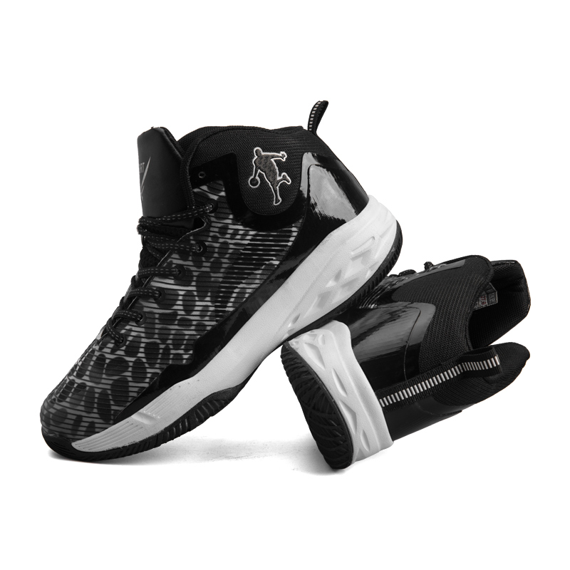 Men Basketball Shoes For Sport Sneakers Breathable Air Cushion Male New Brand Sneakers Basketball breathable Outdoor Shoes WX4