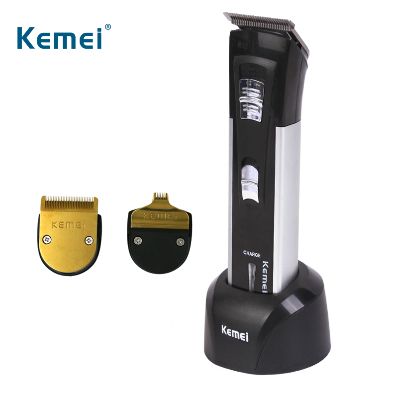 kemei men electric clipper hair trimmer beard professional rechargeable baby razor cutter hair cutting machine haircut