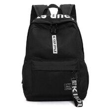 Laptop Backpack Mochila Shoulder-Bag Teenagers Large-Capacity Girls School Men