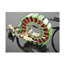 Мотоцикл ГЕНЕРАТОР ЗАПЧАСТИ статора Катушки Comp для SUZUKI DR200 DR 200 DF200 DF 200