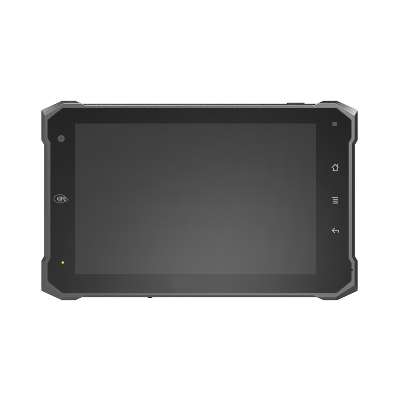 7 Inch Qualcomm NFC 4G LTE Industrial Android Tablet Pc With Camera IP64 Waterproof Docking Station Rs232 Port  Industry Mini Pc
