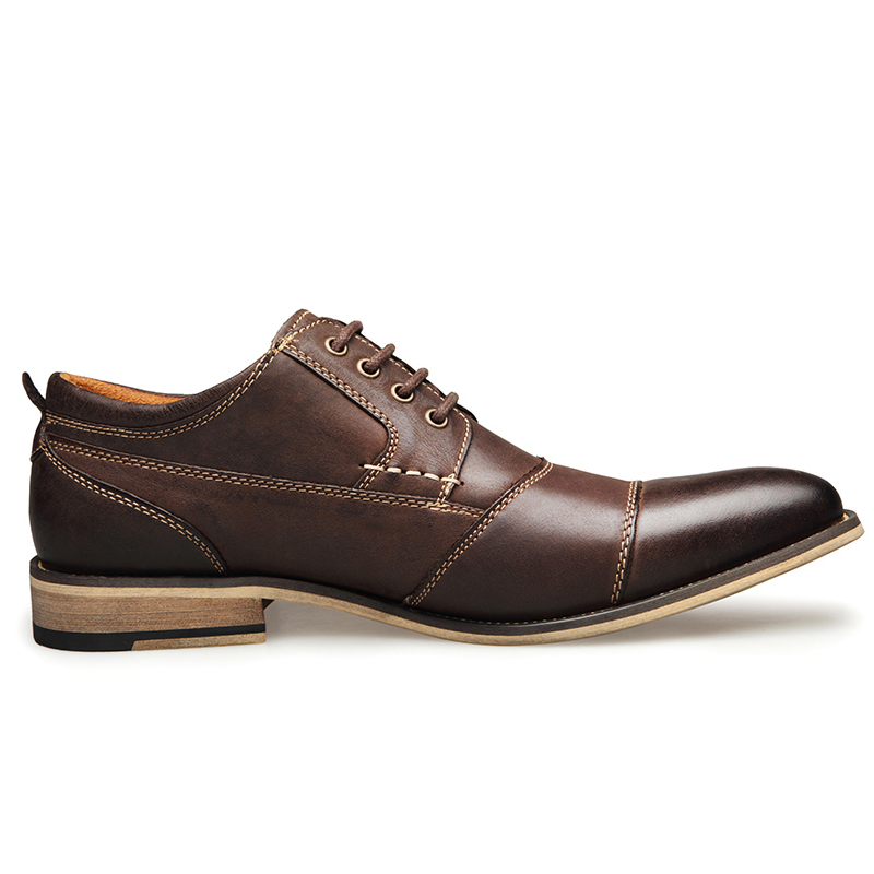 YIGER Men Dress Shoes 22