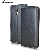 Lamocase For Meizu Meilan Note 2 Case Luxury Leather Case For Meizu M2 Note 5 5