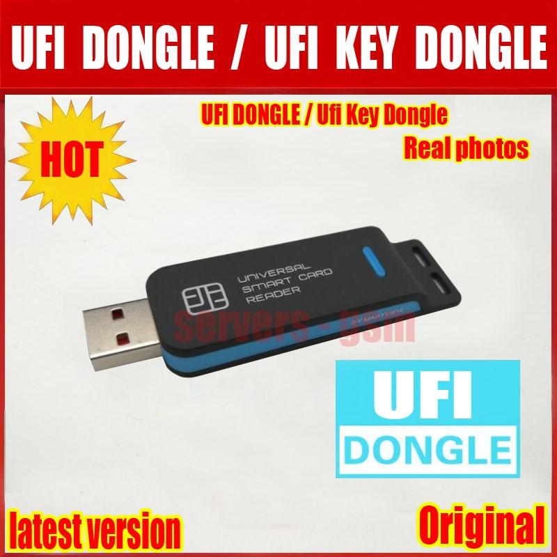 Envío Gratis 2019 nuevo original de 100% la asociación DONGLE/UFI Dongle de trabajo clave con la Asociación de la Caja