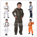 boys army costume/police equipment cosplay costumes for boys costumes for kids/children special  cosplay costumes