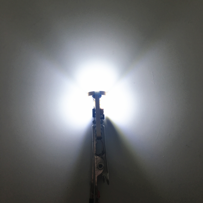 YHKOMS super parlaq T10 canbus LED 3623SMD 194 W5W səhv - Avtomobil işıqları - Fotoqrafiya 5