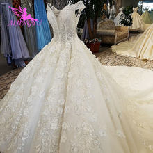 63085b26a0 AIJINGYU Wedding 2018 Dress Made In Turkey 2019 Luxury Sexy Online Shop  Petite Gowns Bridal Wear Dresses
