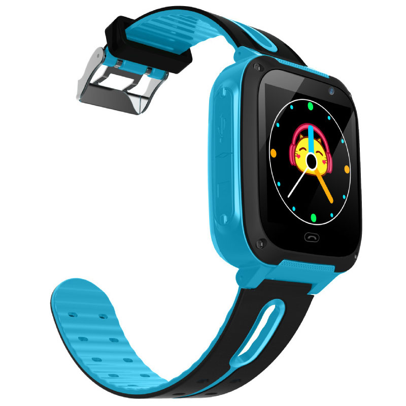2018 GPS Smart Watch Kids Wristwatch Waterproof Baby Watch With Remote Camera SIM Calls Gift For Children Gift Answer Call